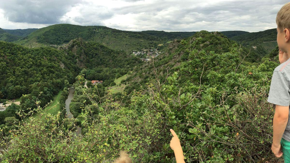 Blick über die Eifel