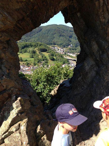 Wandern mit Kindern, was ist wandern, Teufelsloch bei Altenahr, Ahrtal, Eifel