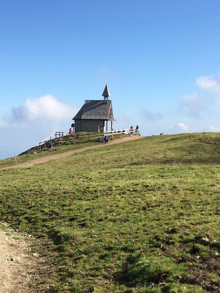 Steinlingkapelle, Kampenwand, Steinlingalm